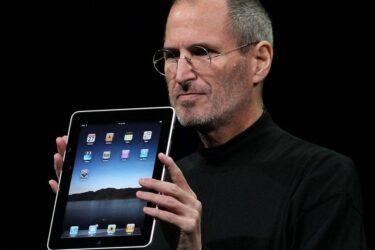 Jobs: quatro momentos e 2 obsessões