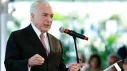 Ex-presidente Michel Temer é liberado para sair do Brasil
