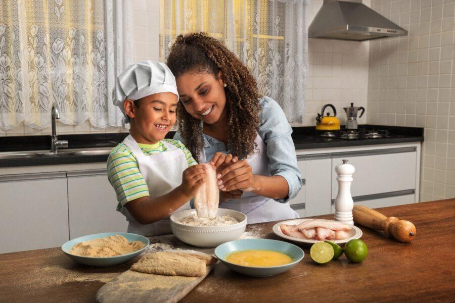 Saúde na mesa: Saborosa e nutritiva, a tilápia Copacol é uma ótima opção de proteína na quarentena