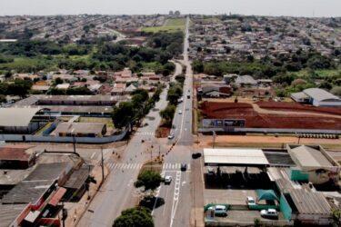 Trânsito em Londrina: trecho da Winston Churchill tem novo desvio