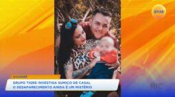 Grupo Tigre investiga sumiço de casal