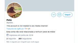 Usuário do Twitter com nome @Globo é atacado por bolsonaristas e pede ajuda