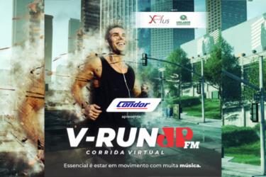 Lançamento V-RUN JP