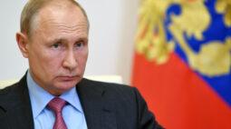 """Putin declara que vacina contra covid-19 foi testada em sua filha: """"Está se sentindo bem"""""""