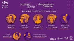 Business Round tem edição especial para mulheres na quinta-feira