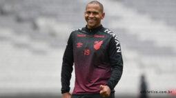 Lucas Halter e Walter testam positivo para Covid-19 e não enfrentam o Peñarol