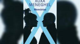 Xuxa divulga capa de seu livro de memórias que vai ser lançado em setembro