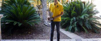 Marcelinho é eleito o melhor jogador latino-americano na Liga Espanhola de basquete