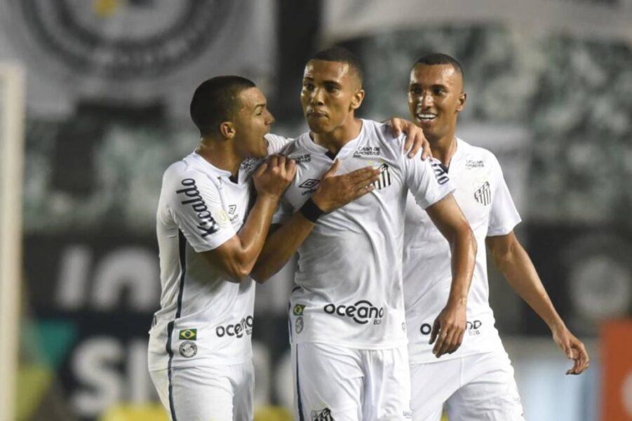 Santos confirma os 39 inscritos para a sequência da Libertadores