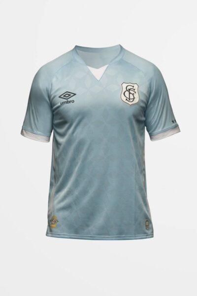 "Entenda por que o terceiro uniforme do Santos foi lançado ""de surpresa"""