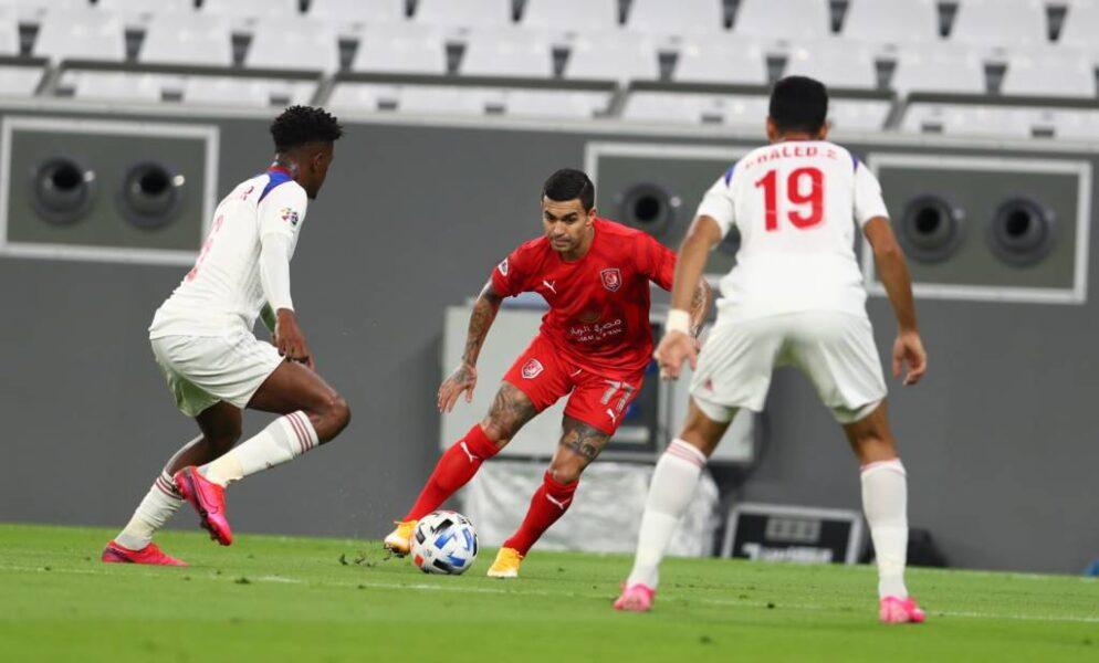 Dudu dá assistência em vitória do Al Duhail na Liga dos Campeões da Ásia
