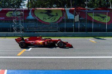 """Ferrari define treino classificatório no GP da Itália como """"sábado doloroso"""""""