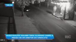 Incêndio ônibus Maringá: mulher teria alugado carro a pedido de um diretor do sindicato