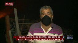 Transmissão ao vivo de Cidade Alerta Londrina