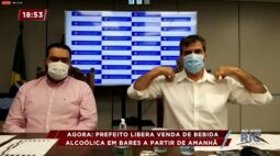 Prefeito não irá renovar decreto da lei seca para bares