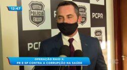"""Operação """"Raio X"""": PR e SP contra a corrupção na saúde"""