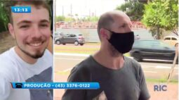 Família desesperada: jovem gaúcho desaparece em Londrina
