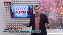 Cidade Alerta Londrina Ao Vivo   Assista à íntegra de hoje 28/09/2020