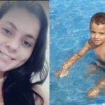 Mãe e filho de 5 anos são assassinados a tiros em São Jerônimo da Serra