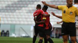 Athletico conquista o clássico por 1×0 e vence após sete partidas