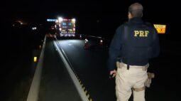 Motorista que havia ingerido bebida alcoólica atropela e mata homem na BR-277, em Curitiba
