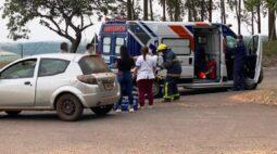 Agricultor de 82 anos é atropelado pela própria caminhonete em Janiópolis