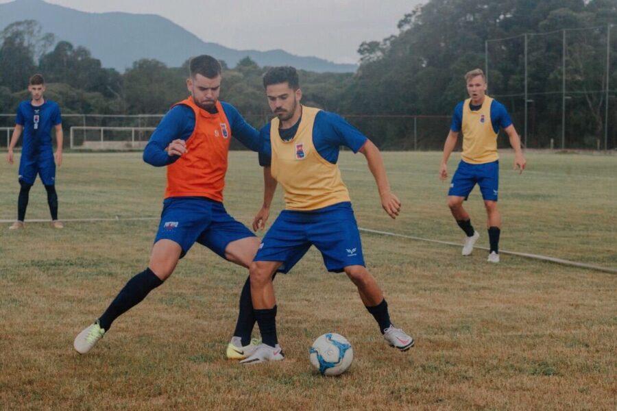 Base do Paraná Clube já tem data para estrear no Brasileiro de Aspirantes