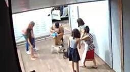 Bebê engasgado em Londrina é salvo por policiais; veja o vídeo