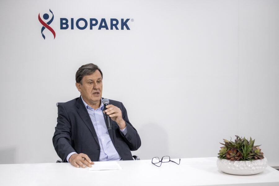 Biopark doa área de 37,3 mil m² para construção de Complexo Universitário da UTFPR
