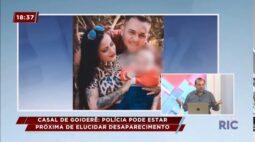 Casal de Goioerê polícia pode estar próxima de esclarecer desaparecimento