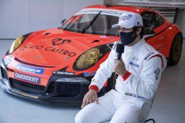 Caio Castro realiza sonho e se torna piloto de automobilismo no Brasil