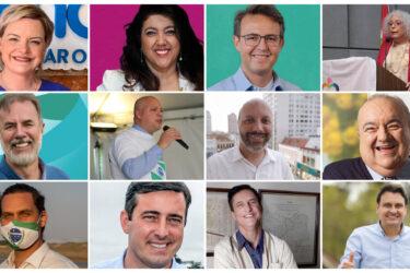 Candidatos a prefeito em Curitiba: confira os nomes que disputam as eleições 2020