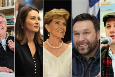 Candidatos a prefeito em Ponta Grossa: confira os cinco nomes confirmados para disputa