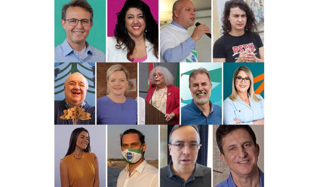 Curitiba chega a 13 candidatos a prefeito; confira os nomes