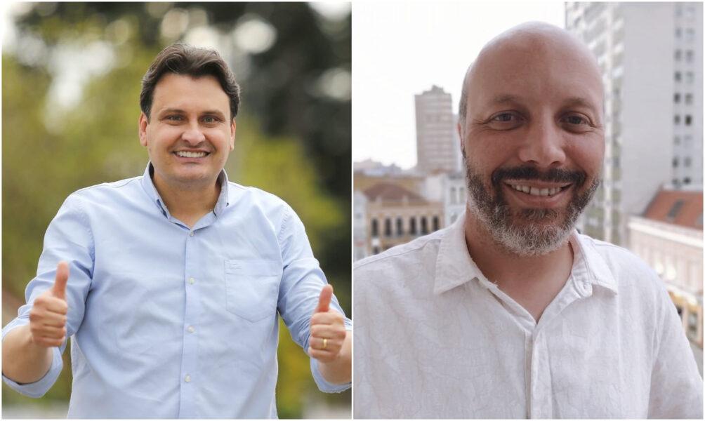 Zé Boni e Paulo Opuszka lançam candidatura à Prefeitura de Curitiba