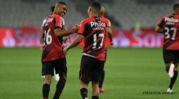 Athletico convence e conquista a vitória mais uma vez na Libertadores