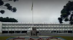 Colégio Militar de Curitiba retoma aulas presenciais