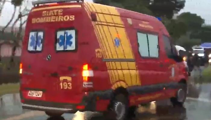 Motociclista morre após colidir contra ônibus em Londrina
