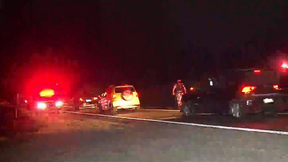Suspeito com carro roubado é morto após abordagem da polícia, no Contorno Norte