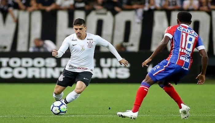 Vivendo momento dramático no Brasileiro, Corinthians e Bahia duelam em São Paulo