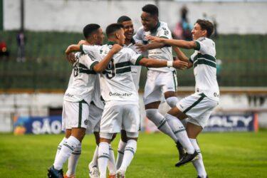 Coritiba confirma participação no Brasileirão de Aspirantes 2020