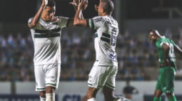 Coritiba empata com o Goiás e segue brigando na parte de baixo da tabela