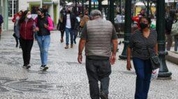 Paraná registra 1.536 novos casos de coronavírus e chega a marca de 161 mil; mais de 4 mil já morreram