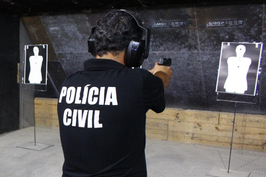 Cursos de aperfeiçoamento da Polícia Civil: servidores terão mais de 100 cursos