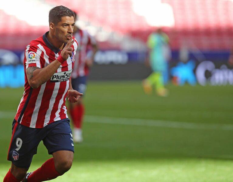 Luís Suárez pode se tornar mais um ídolo latino-americano do Atlético de Madrid