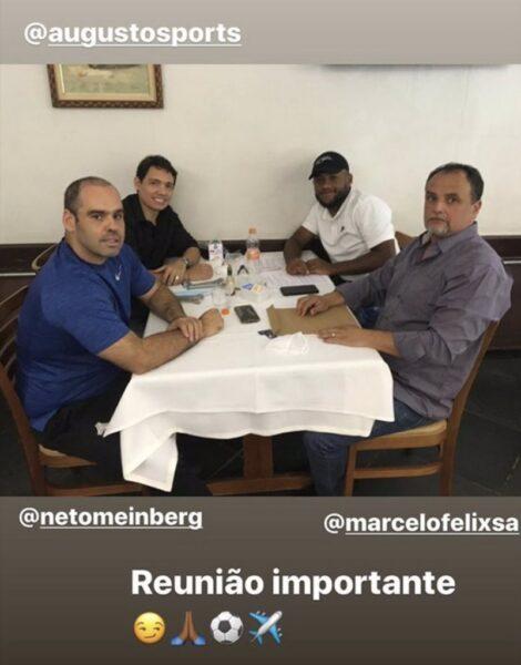 Sem prestígio no São Paulo, Luan se reúne com agentes para tratar sobre seu futuro