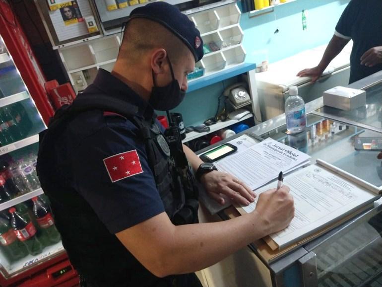 Mais de 400 denúncias em Londrina são atendidas no final de semana