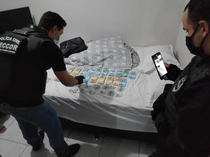 Operação sobre desvios de verbas destinadas à saúde acontece em Londrina