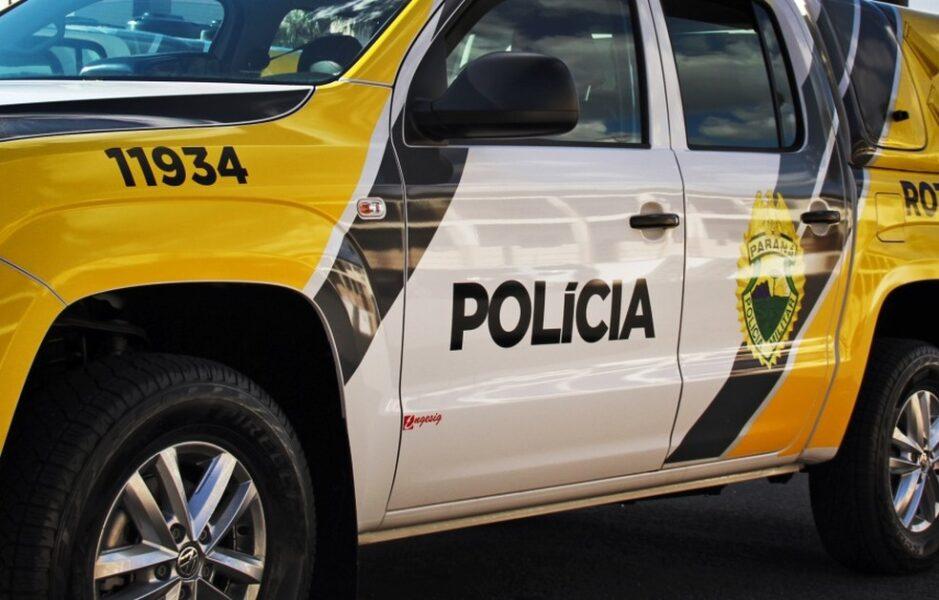 Polícia Militar apreende drogas em carro de Sarandi