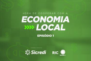 Cooperando com a economia local: confeitaria tradicional optou pelo delivery